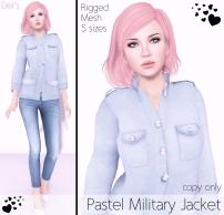 PastelMilitaryJacket-Blue