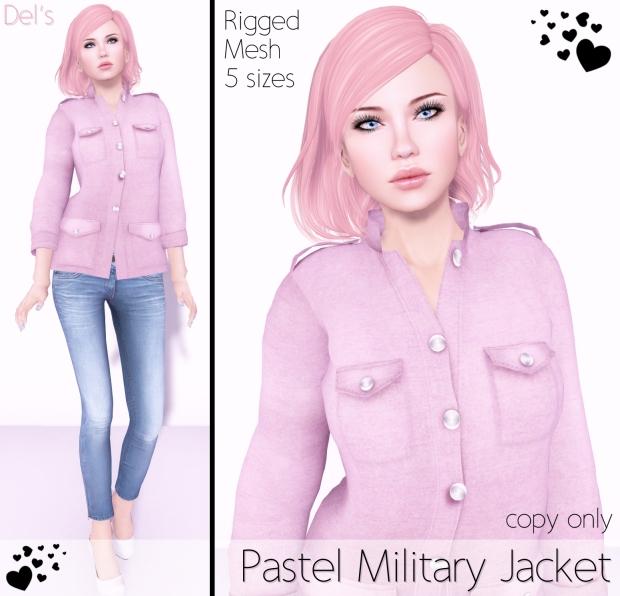 PastelMilitaryJacket-Pink